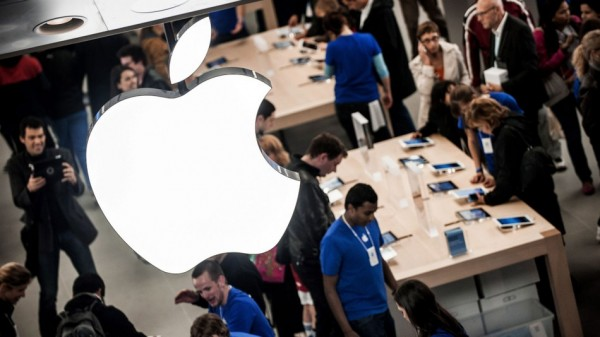 Apple stores will start using ibeacon
