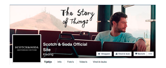 Story of things scotch & soda